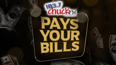 Chuck wants to Pay Your Bills!