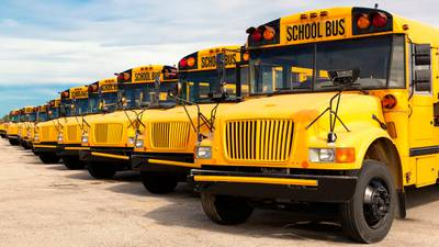 Superintendent gets bus driver's license to help during driver shortage