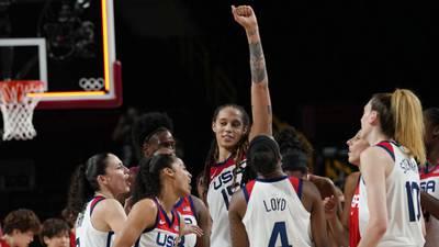 Photos: US women's basketball team wins gold medal